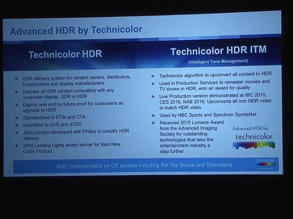 Universal HDR-compliant displays - Page 9 - AVS Forum | Home